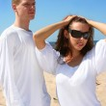 White couple — Stock Photo #1790288