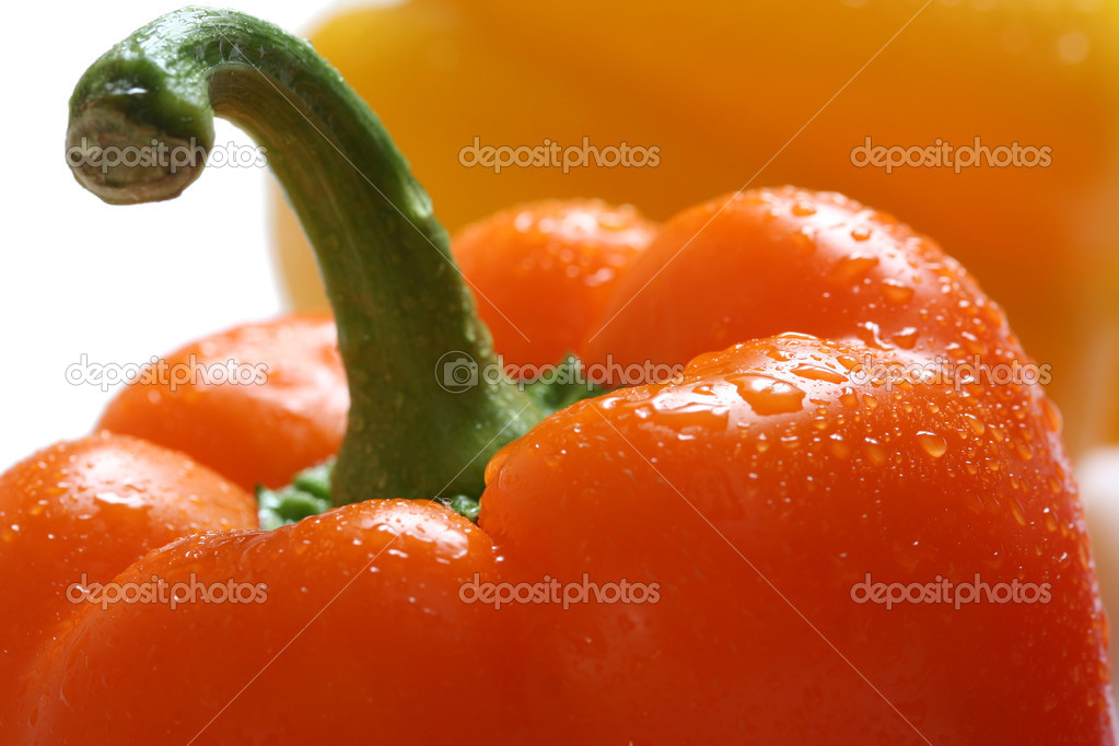 Bright colorful pepper  Stock Photo #1811518