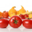Close-up tomatoes — Stock Photo #2302476