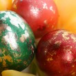 Royalty-Free Stock Photo: Close-up eggs