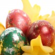 Red green yellow - Stock Photo