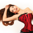 Stock Photo: Corset
