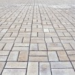 Paving block — Stock Photo