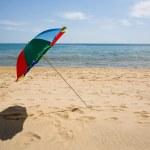 Ambrella & beach — Photo #1786019