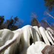 Frozen waterfall — Stock Photo #1787398