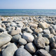 stone beach — Stock Photo