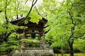Kyoto.Belfry.Kinkakuji Temple — Stock Photo