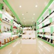 Stock Photo: Shose shop