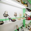 Shoes shop - Stok fotoraf