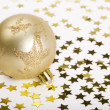 Christmas baubles — Stock Photo #1848746