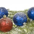 Christmas baubles — Stock Photo #1849263