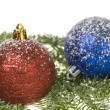 Christmas baubles — Stock Photo #1849287