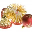 Christmas baubles — Stock Photo #1849438