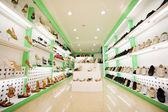 Shose shop — Stock Photo