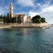 Stock Photo: Monastery in Hvar