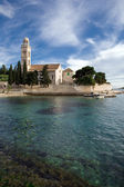 Monastery in Hvar — Stock Photo