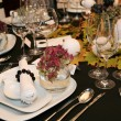 Thanksgiving dinner - Stockfoto
