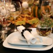 Dinner setting - Stockfoto