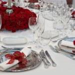 Romantic dinner — Stock Photo #1806883