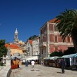 Stock Photo: Hvar streets