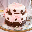 wedding  cake — Stockfoto #1843470
