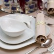 Wedding dinner — Stockfoto #2351033