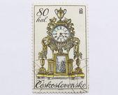 Frais de port, horloge antique — Photo