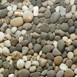 Beach rocks — Stock Photo