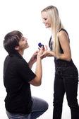 結婚の提案 — ストック写真