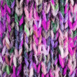 Knitting background — Photo
