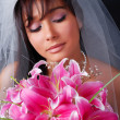 Young bride — Stock Photo #2398561