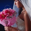 Young bride — Stock Photo #2498501