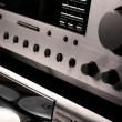 Hi-end Audio System — Stockfoto