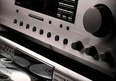 Hi-end ljudsystem — Stockfoto
