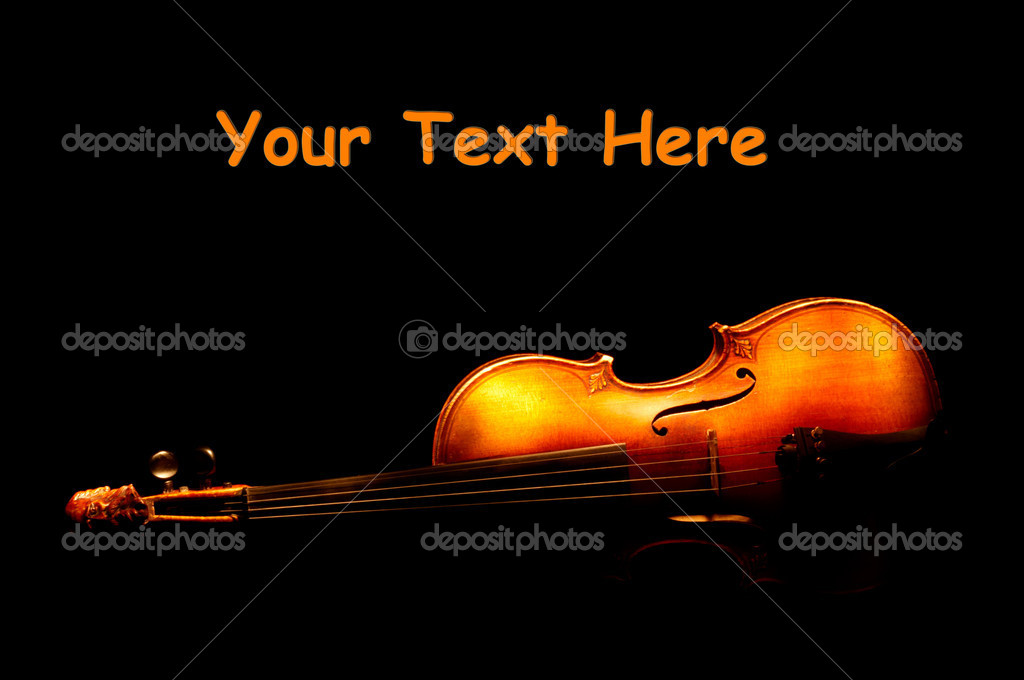 Vintage violin — Stock Photo #1820941