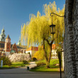 Stock Photo: Wawel castle. Krakow