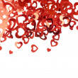 Valentine hearts background — Stock Photo #1939798