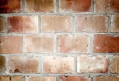 Brick wall background — Stockfoto