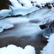 Winter river — Photo