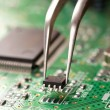 Assembling circuit board — Stock Photo #2084578