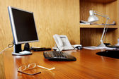 Office interior design — Stock Photo