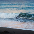 Stock Photo: Coastal Waves