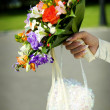 Bridal bouquet — Stock Photo #2026661