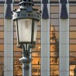 Stock Photo: Streetlamp