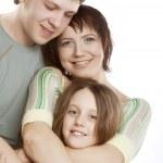 Happy family — Stock Photo #1806670