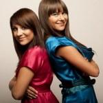 deux jeunes filles sexy — Photo