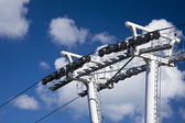 Cableway — Stock Photo
