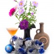 Stock Photo: Vase with colors