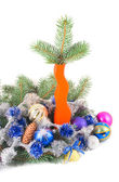 Ornaments by holiday — Stock Photo