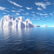 Royalty-Free Stock Photo: Iceberg